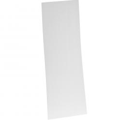 Plaque PVC blanche 150x49cm pour système Gro-Tank 604