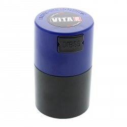 Boite hermétique Tightvac bleu 0.06 litre