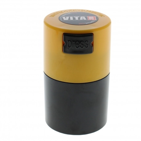 Boite de conservation jaune 0.06 litre Tightvac