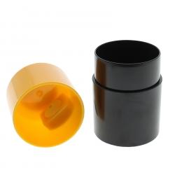 Boite hermétique jaune 0.06 litre Tightvac