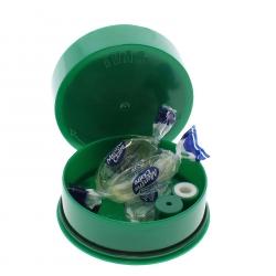 Boite Tightvac verte 0.06 litre - boite 100% hermétique