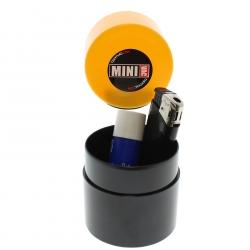 Tightvac jaune 0.12 litre - boite de conservation sous vide