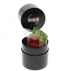 Tightvac noire 0.12 litre - boite hermétique
