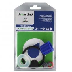 Joints et pistons pour pulvérisateur à pression - Di Martino
