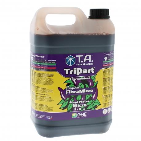 Engrais TriPart eau dure 5 litres Terra Aquatica