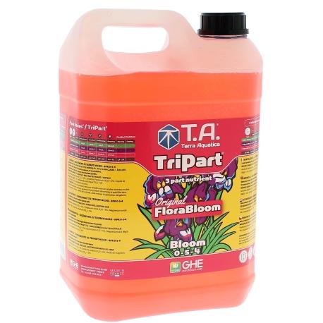 Engrais Tripart Bloom 5 litres Terra Aquatica