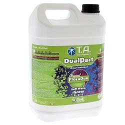 Engrais DualPart Grow 5 litres eau douce