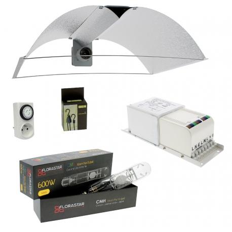 Kit lampe CMH 600W + Pearl Pro XL - FLORASTAR
