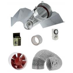 Pack cooltube et extracteur d'air - diamètre 125mm