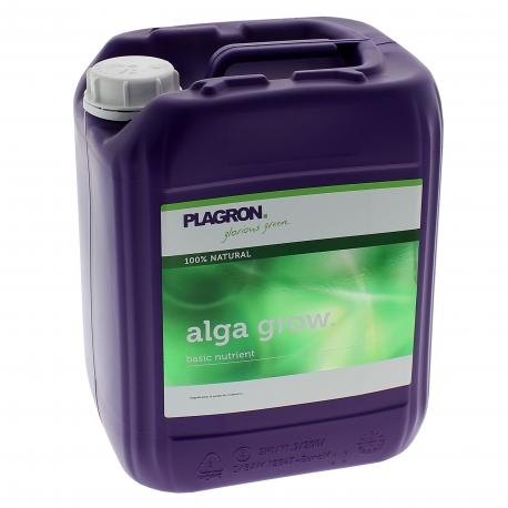 Engrais Alga GROW 10 litres - engrais croissance Plagron