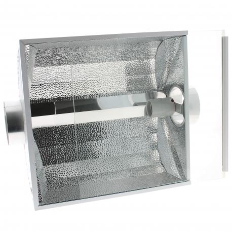 Réflecteur vitré Florastar - sortie 125mm