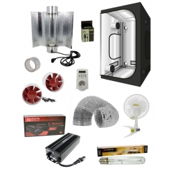 Pack box 600W électronique + cooltube 150mm