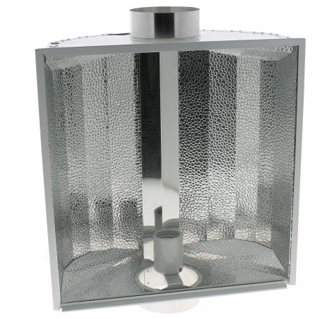 Réflecteur vitré Florastar avec sortie 150mm