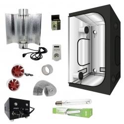 Pack éco G-LIGHT Mylar 100 - Cooltube + HPS 400W Agrolight