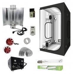 Pack éco G-LIGHT Mylar 120 - Cooltube + HPS 600W Agrolight