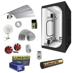 Pack box électro HPS 400W LUMATEK - G-Max 100