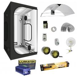 Pack box G-Max Greencube 120x120x200cm -