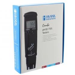 Testeur combo Hanna HI98130 waterproof