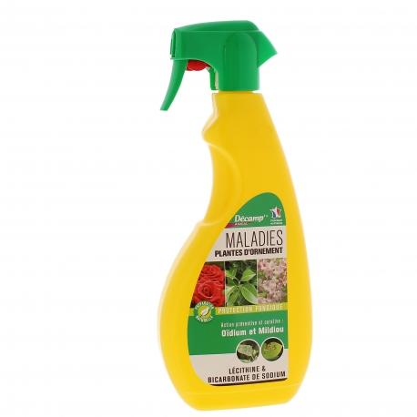 Traitement pour plantes ornementales Décamp Radical - pulvérisateur 750ml
