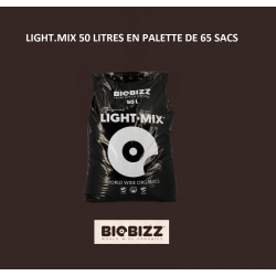 LIGHT MIX Biobizz en palette de 65 sacs