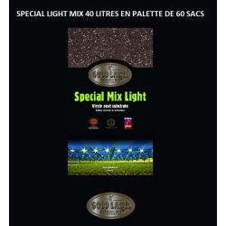 Terreau GOLD LABEL SPECIAL LIGHT MIX en palette de 60 sacs