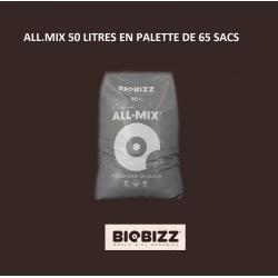 ALL MIX 50 litres Biobizz en palette de 65 sacs