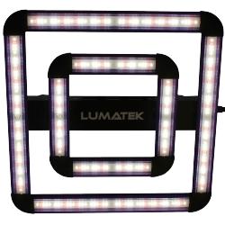 Panneau LED ATTIS 300W LUMATEK 690µmol/s