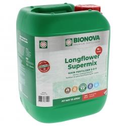 Engrais Longflower Bio Nova en bidon de 5 litres