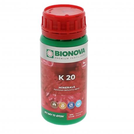 K 20% Bio Nova - potassium liquide