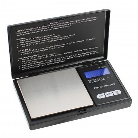 Balance de précision 200gr max
