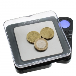 Balance de poche Fuzion max 100gr