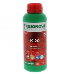 Potassium K 20% en litre Bio Nova