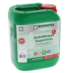 Autoflower supermix 5 litres Bio Nova