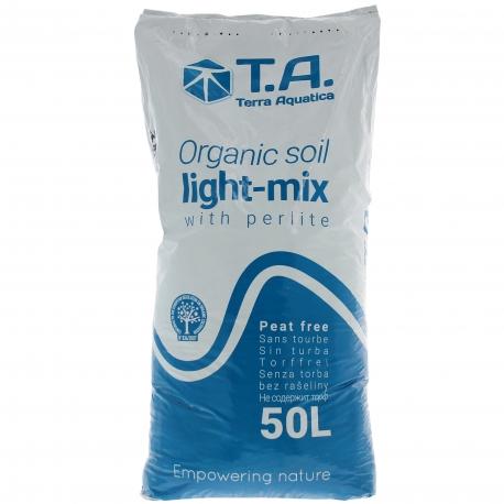 T.A. Organic Soil Light-Mix TERRA Aquatica