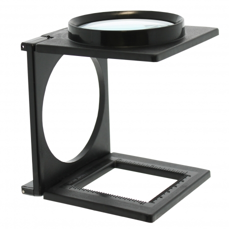 Loupe compte fils Ø 60mm - dioptrie x 5