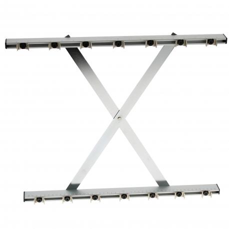 Suspension pour barres LED