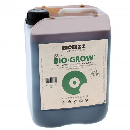 Bio.Grow 5 litres BIOBIZZ