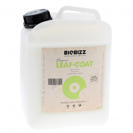 Leaf.Coat 5 litres Biobizz