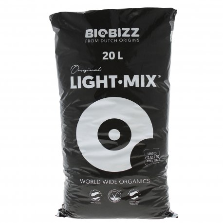 Light Mix 20 litres Biobizz