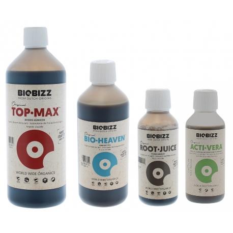 Pack booster Biobizz