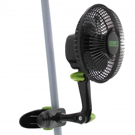 Ventilateur à pince 5W mono vitesse