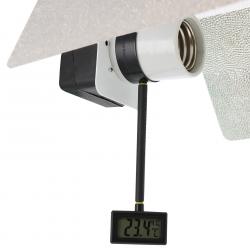 MEDIPRO - Thermomètre et Hygromètre - Garden Highpro