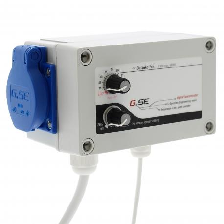 Contrôleur de température et de vitesse GSE