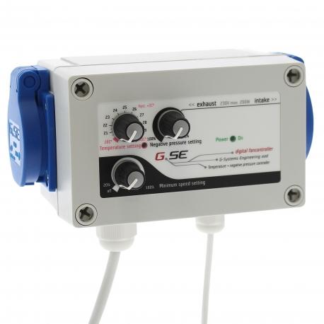 Régulateur de température et de pression négative GSE
