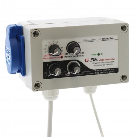 Contrôleur de température et hystérésis GSE - G-Systems