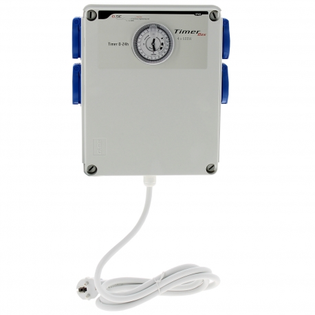 GSE TIMER - 4 X 600 W