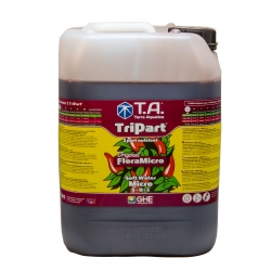 Tripart Micro eau douce 10 litres Terra Aquatica