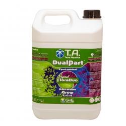 Dualpart Grow eau dure 5 litres - Terra Aquatica