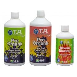 Starter kit PRO ORGANIC en litre - Terra Aquatica