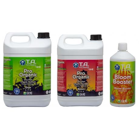 Starter kit PRO ORGANIC 5 litres - Terra Aquatica